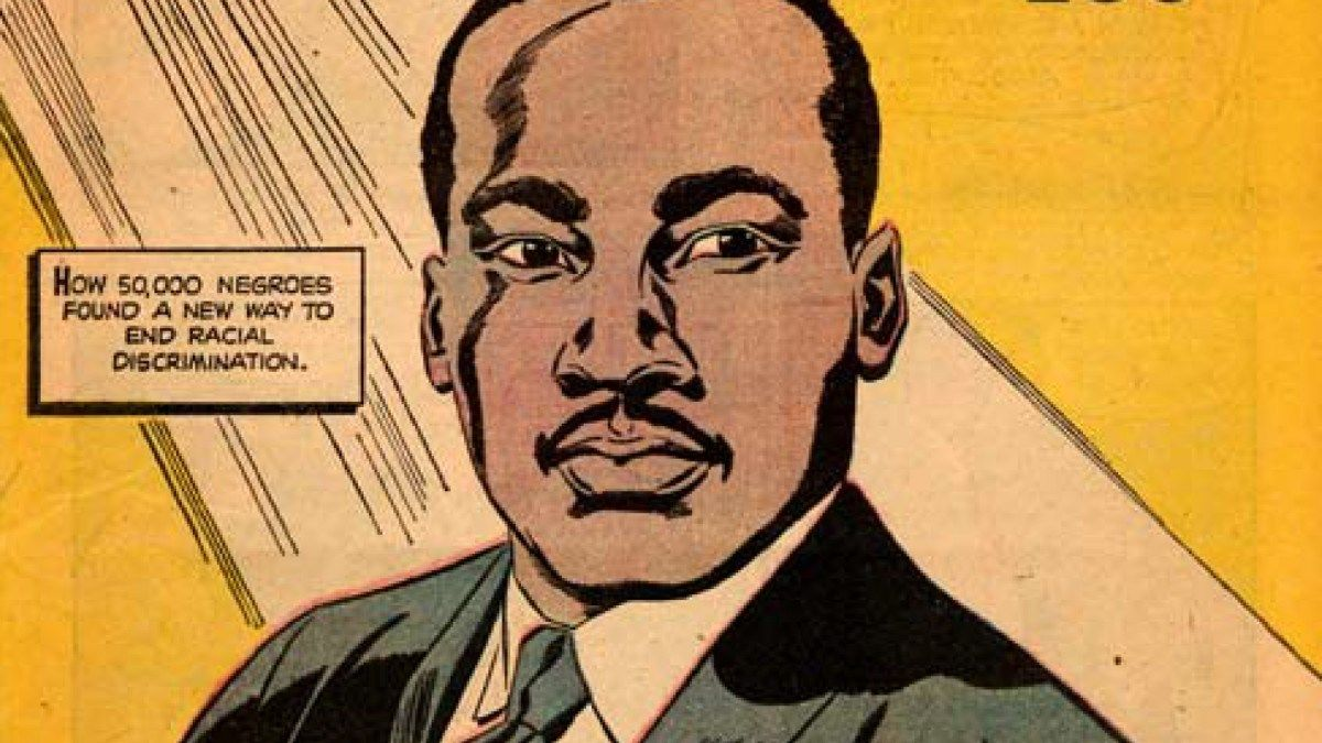 Shortly After Noon On August 26 1961 Hollis Watkins And Curtis Elmer Hayes Filled Two Vacant Stools At Martin Luther King Graphic Novel Martin Luther King Jr