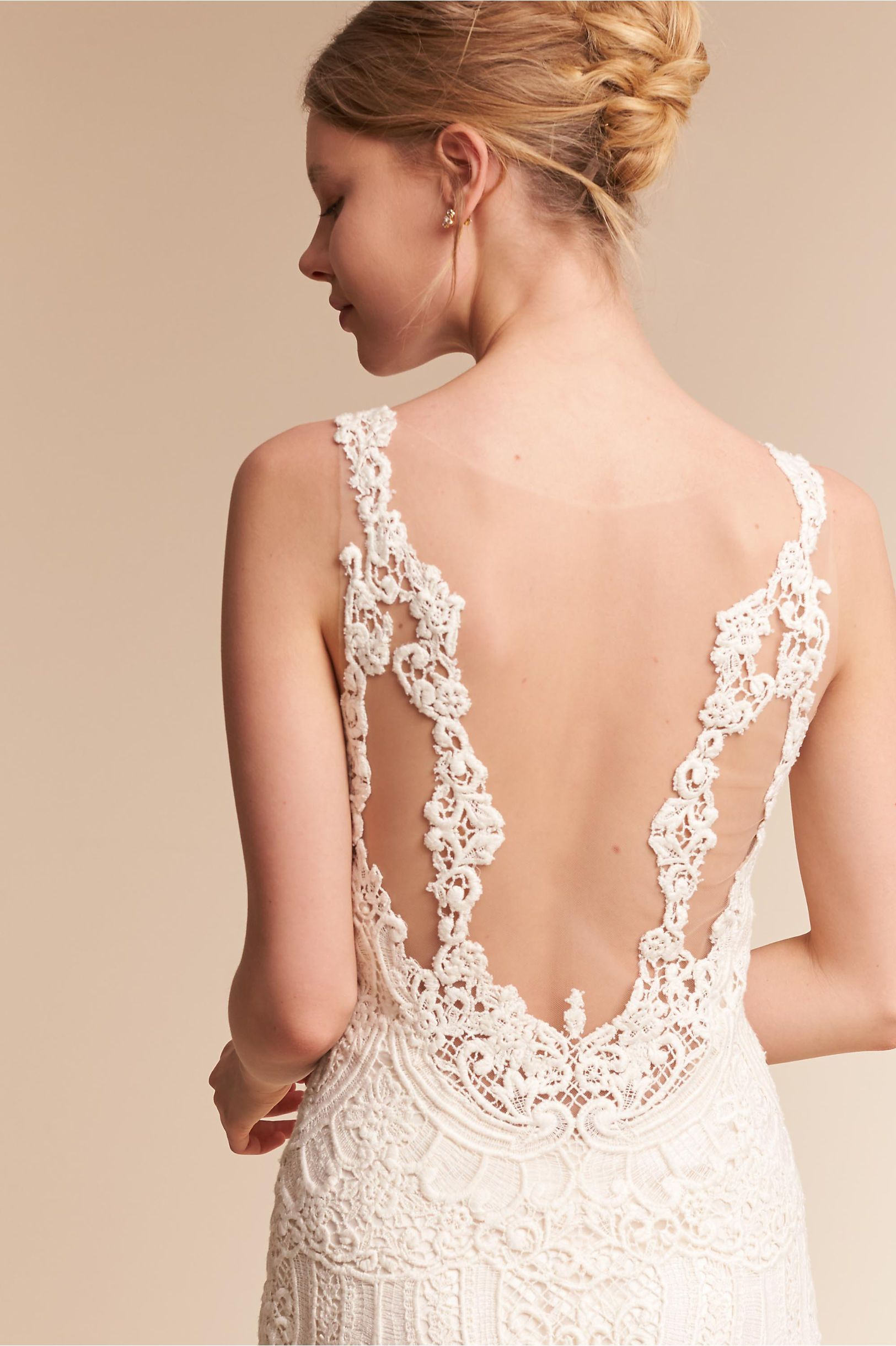 Atherton Gown BHLDN wedding dress Pinterest