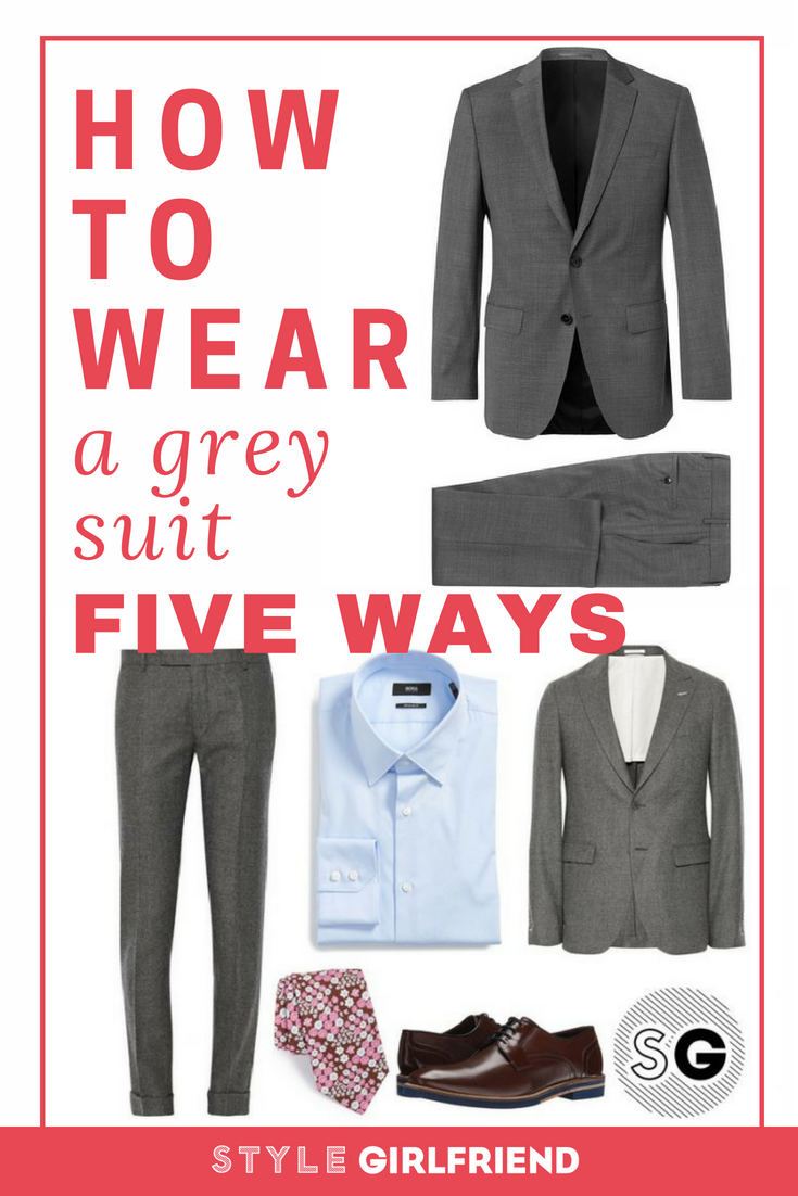days ways wearing a grey suit for summer weddings menus