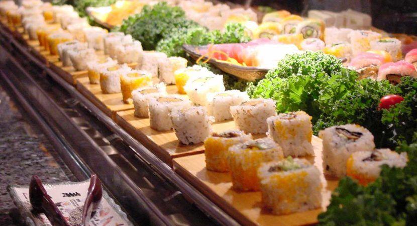 Buffet Myrtle Beach Sushi Lunch Sushi Buffet Buffet Food