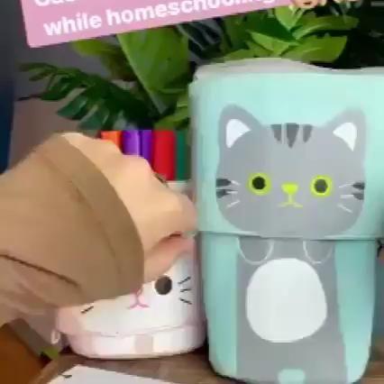 Photo of SchoolCat Tasche – Katzenschiebetasche