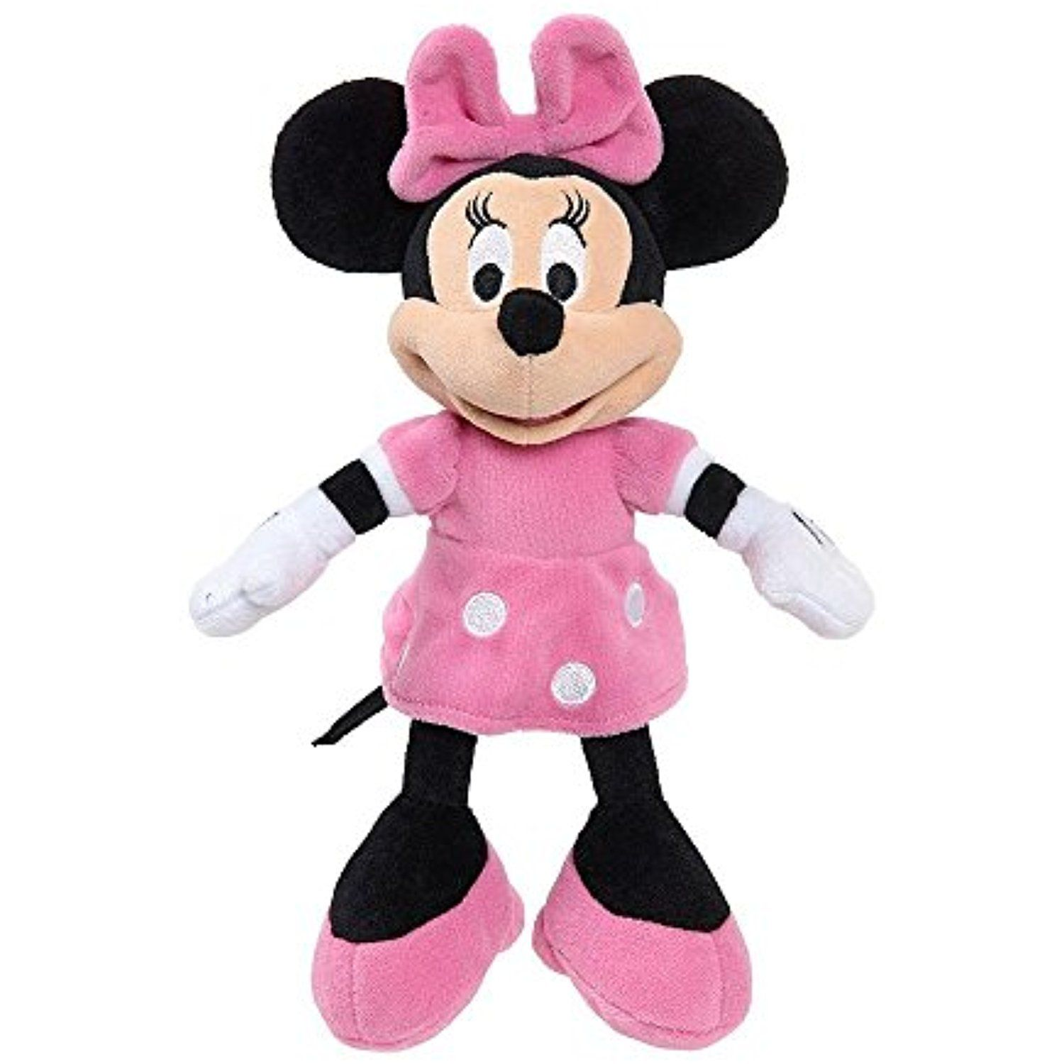 5e6062dab8f Magical Friends Collection Mini Plush - Minnie Mouse Pink Dress -- Details  can be found by clicking on the image. (This is an affiliate link)  Puppets