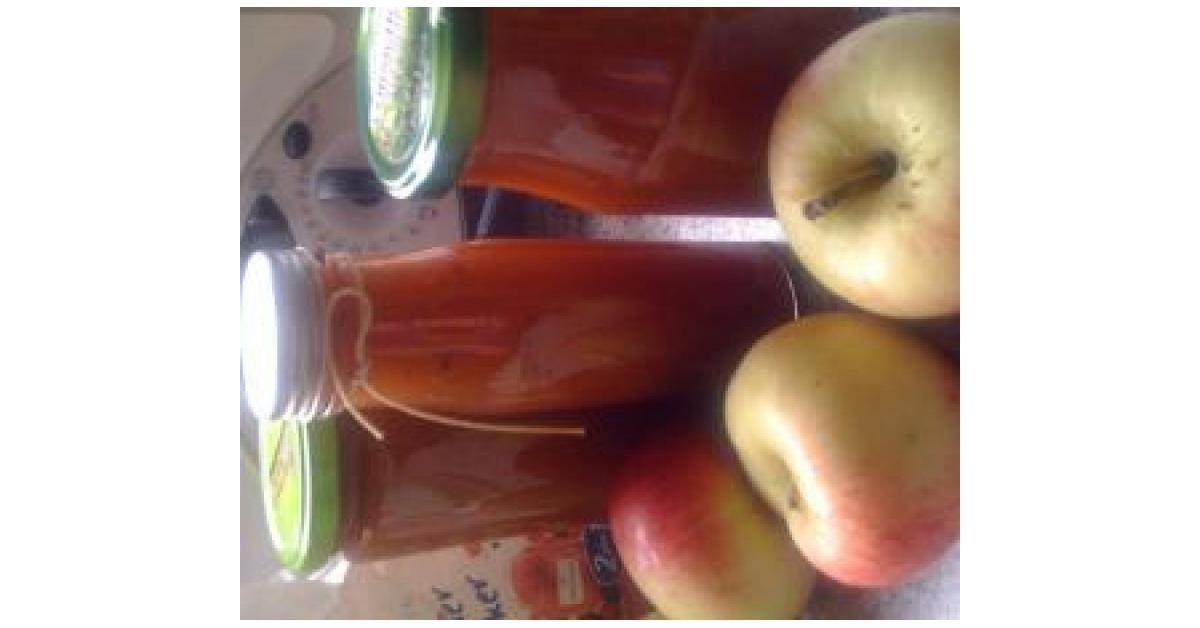 Apfel-Ketchup #Äpfelverwerten Apfel-Ketchup, ein Rezept der Kategorie Saucen/Dips/Brotaufstriche. Mehr Thermomix ® Rezepte auf www.rezeptwelt.de #Äpfelverwerten