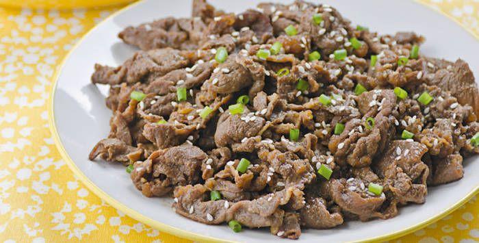Beef Bulgogi Rice Topping Recipe Bulgogi Beef Bulgogi Healthy Eating Recipes