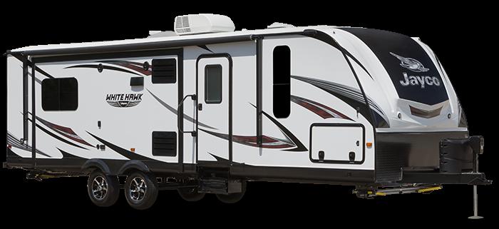 2017 White Hawk 29reks Ultra Lite Travel Trailers Travel Trailer Best Travel Trailers