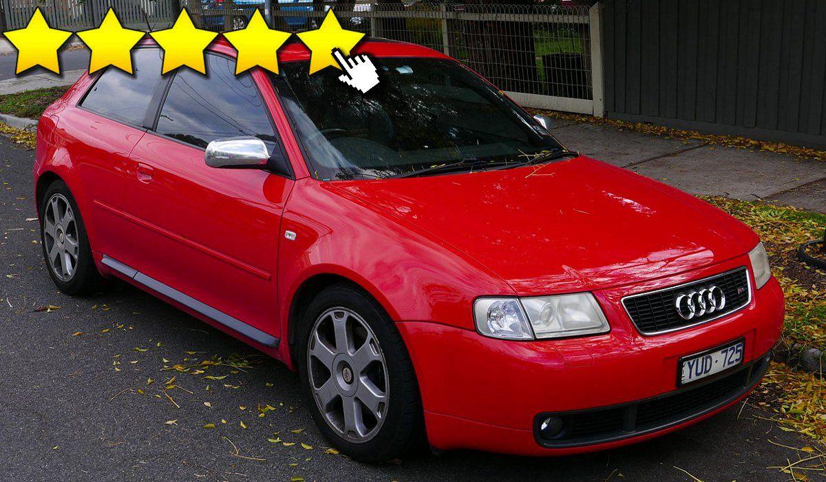 Audi S3 del 2000 - Recensioni Opinioni Commenti Valutazioni.