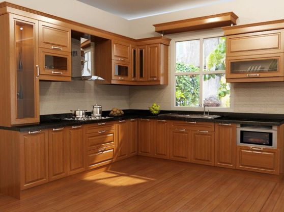 Mueble de cocina usado : por qué comprar muebles de madera para ...