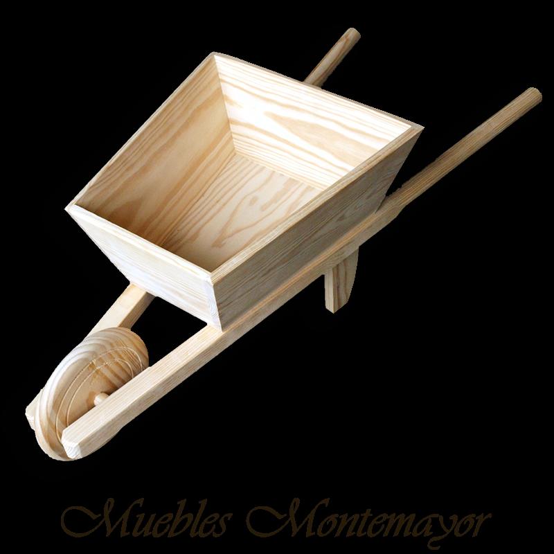 Carretilla Infantil 24,25 € #madera #infantil #juguetes ...