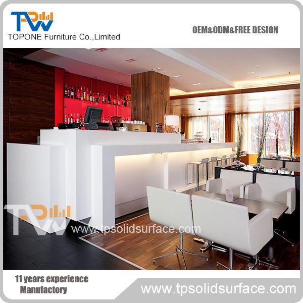 Wholesale Bar Counter Designs For Restaurant With Best Quality And