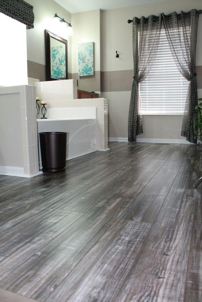 Lovely Laminate Flooring In Basement