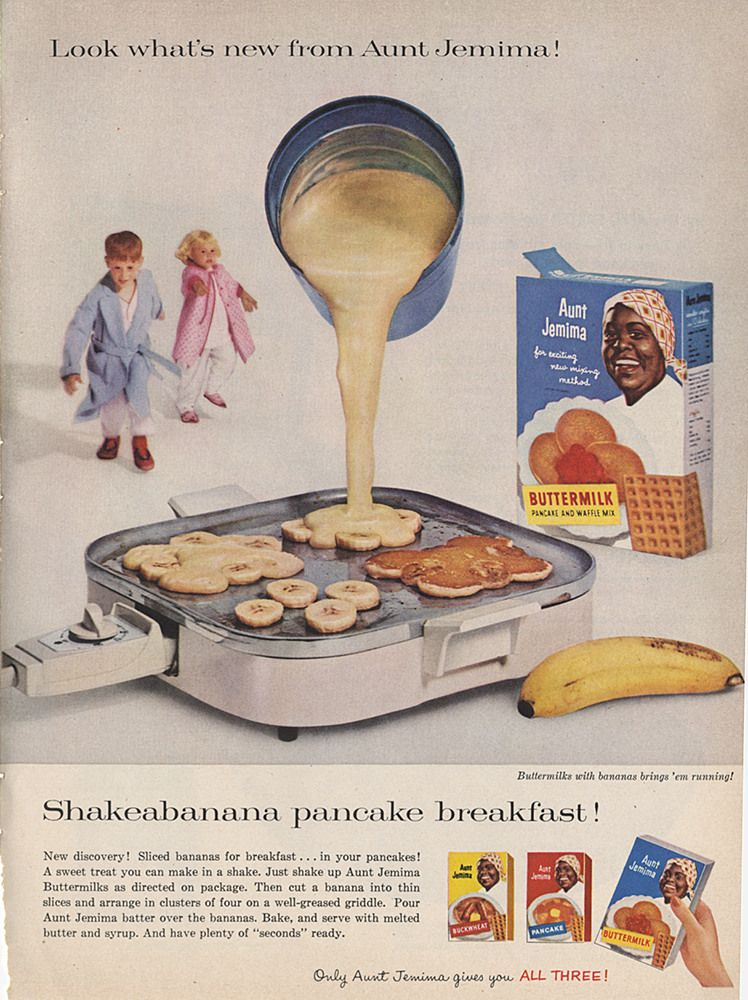 aunt jemima buttermilk pancake and waffle mix