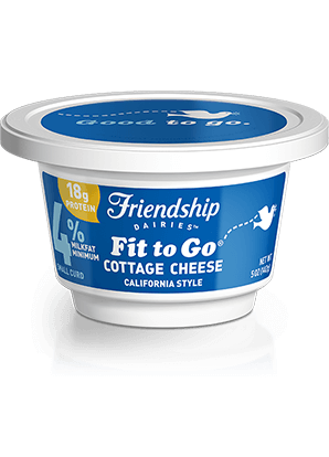 friendship dairies 2 pot style cottage cheese our products