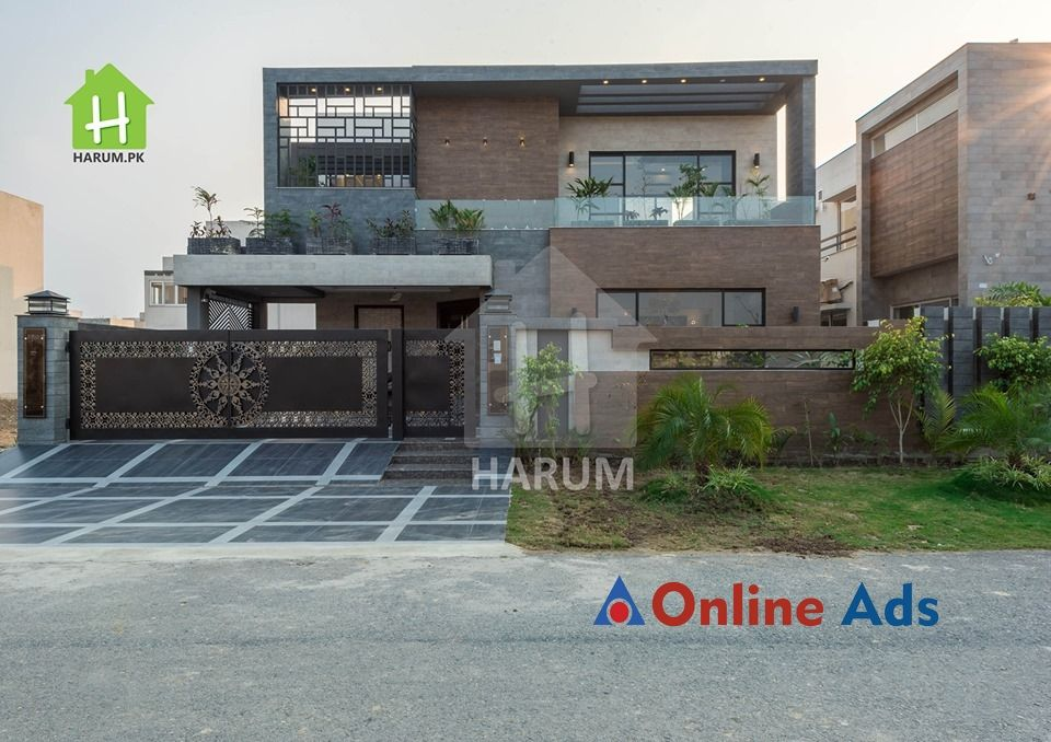 1 Kanal Brand New Marvelous Bungalow For Sale in DHA