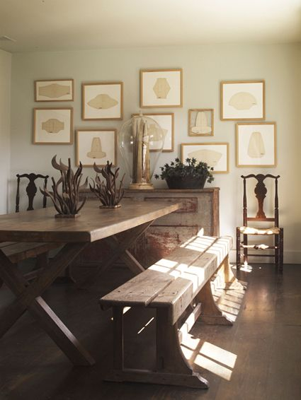 earthy chic rustic dining room tables homeandeventstyling com