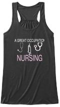 Discover Nursing 2017 Women's T-Shirt only on Teespring - Free Returns and 100% Guarantee - A Great Occupation Nursing