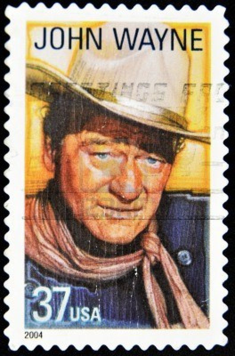 2004 John Wayne Air Mail