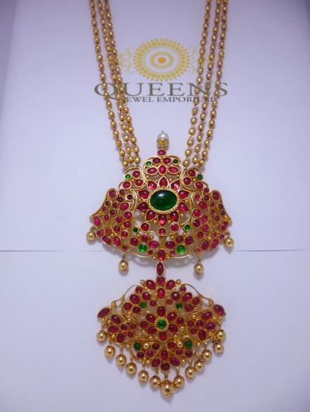 Antique maharani haram antique jewellery pinterest indian antique maharani haram aloadofball Choice Image