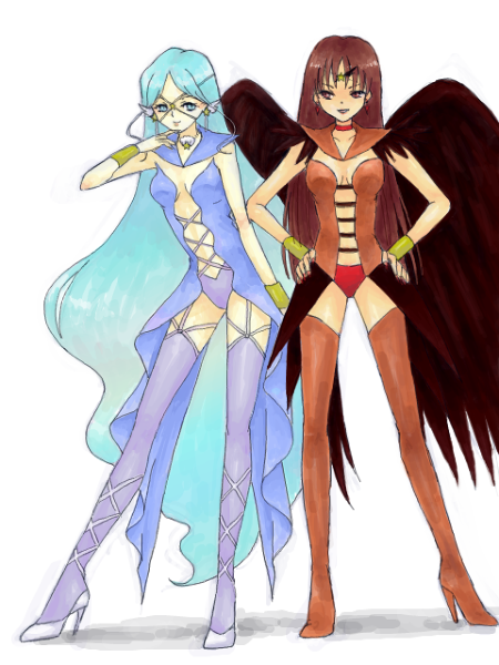 siren and lethe