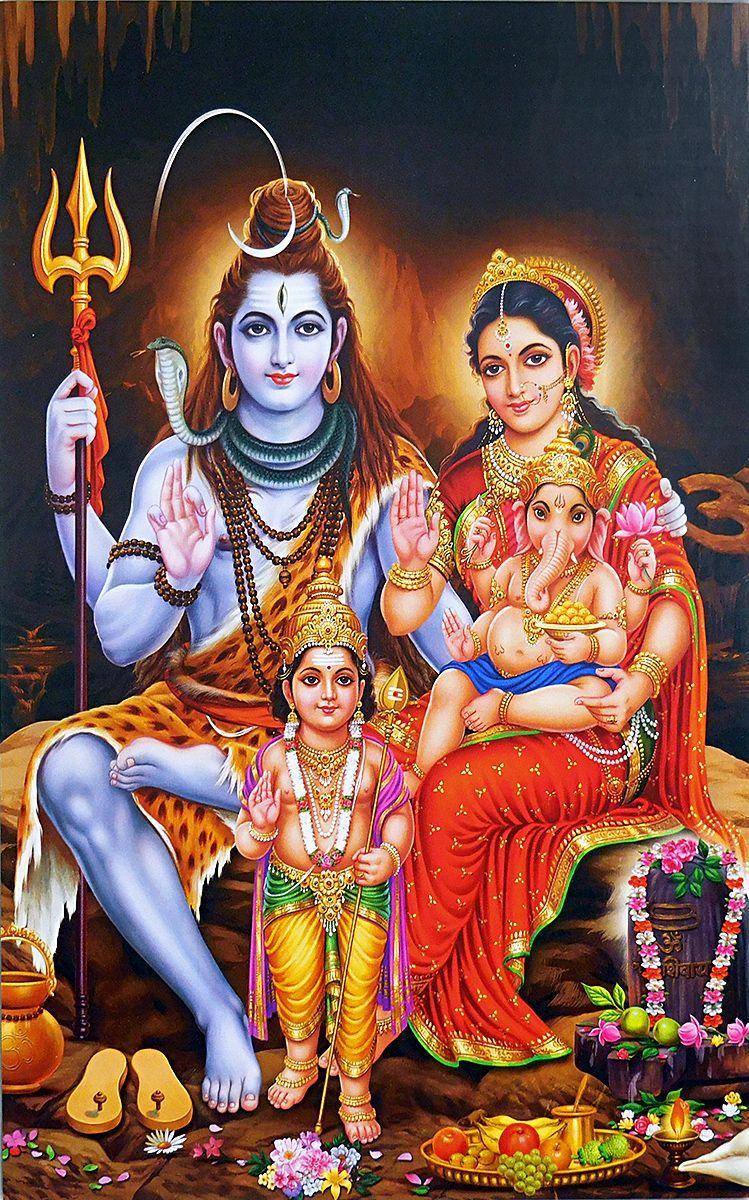 Shiva Family Lord Shiva Pics Lord Shiva Lord Shiva Family