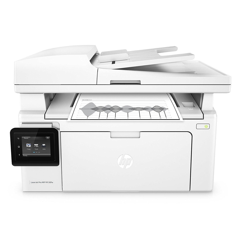 Hp LaserJet Pro MFP M130fw Wireless AllInOne Printer