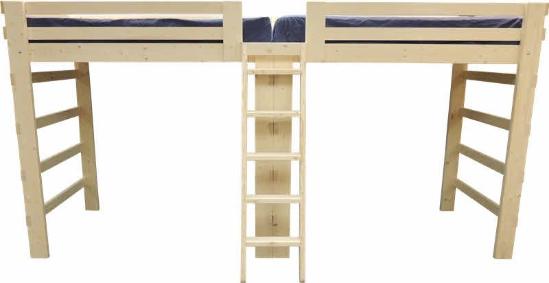 Sleep & Study Storage beds with desk shelves stairs steps & shelving for boys & girls Inspirational - Luxury bed with stairs and desk Simple Elegant