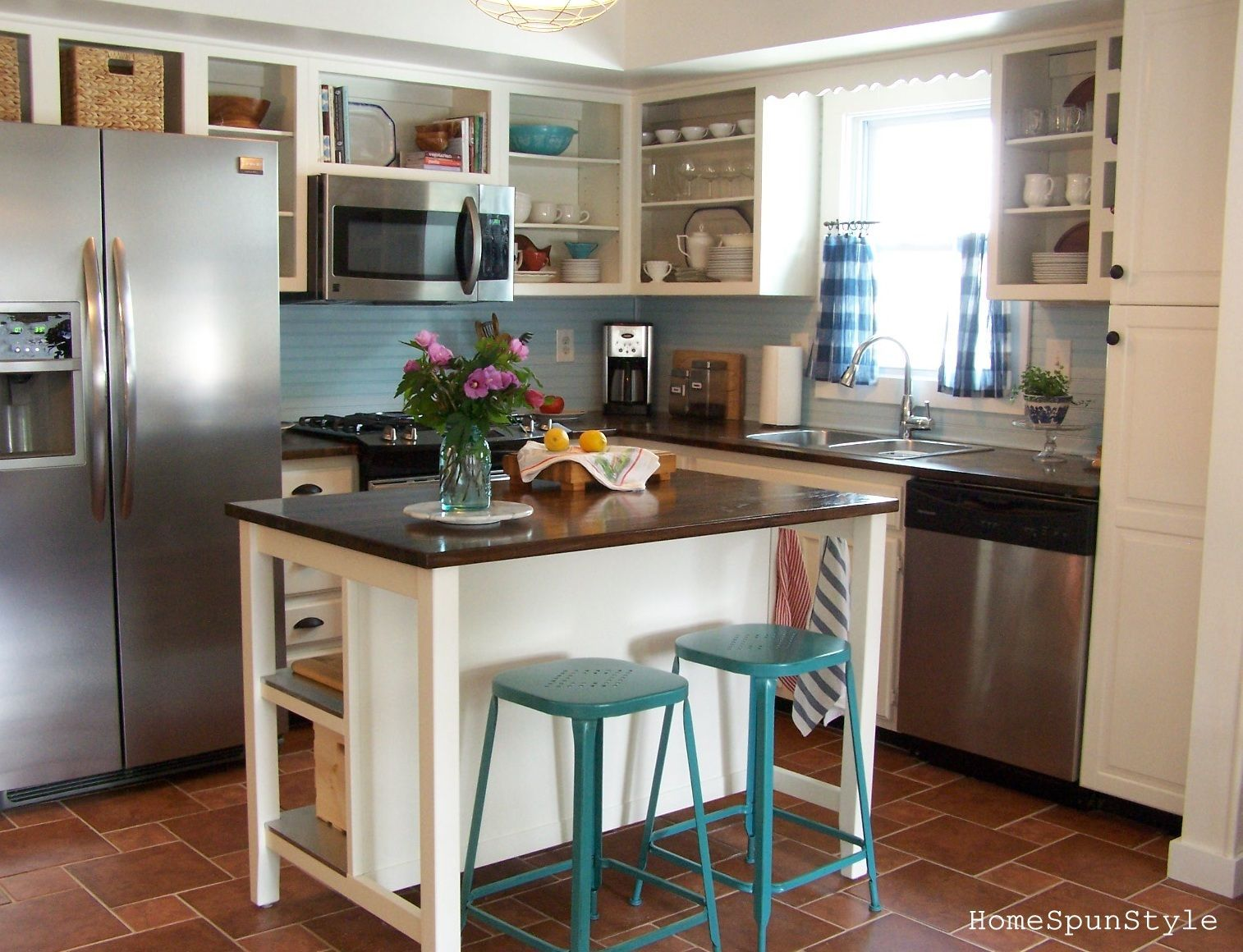 Stenstorp Kitchen Island Hack … | For the Home | Pinterest ...