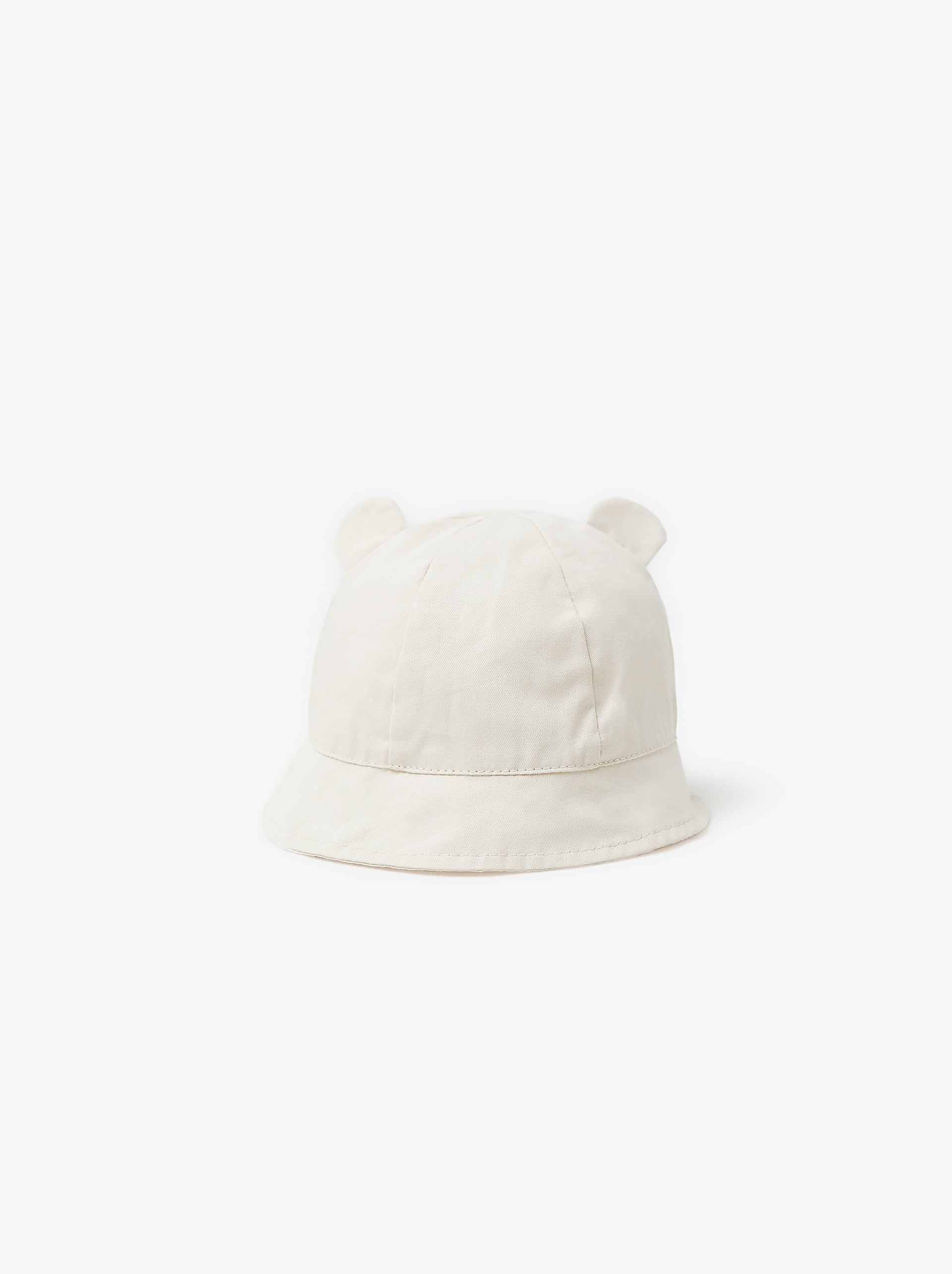 ed6c9e3c Gathered hat with ears | Bonnets and hats | Ear hats, Hats, Baseball ...