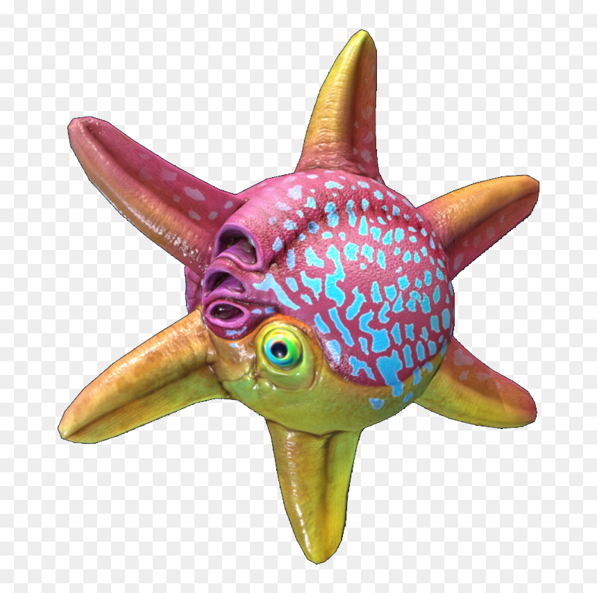 Subnautica Below Zero Subnautica Below Zero Spinner Fish Hd Png Download Vhv Png Free Png Pure Products