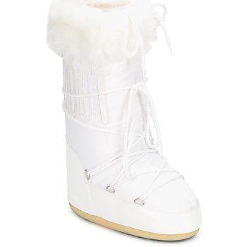 La Douce Paillettes Boot Www Blanc Moon Plus r5wq0a4r