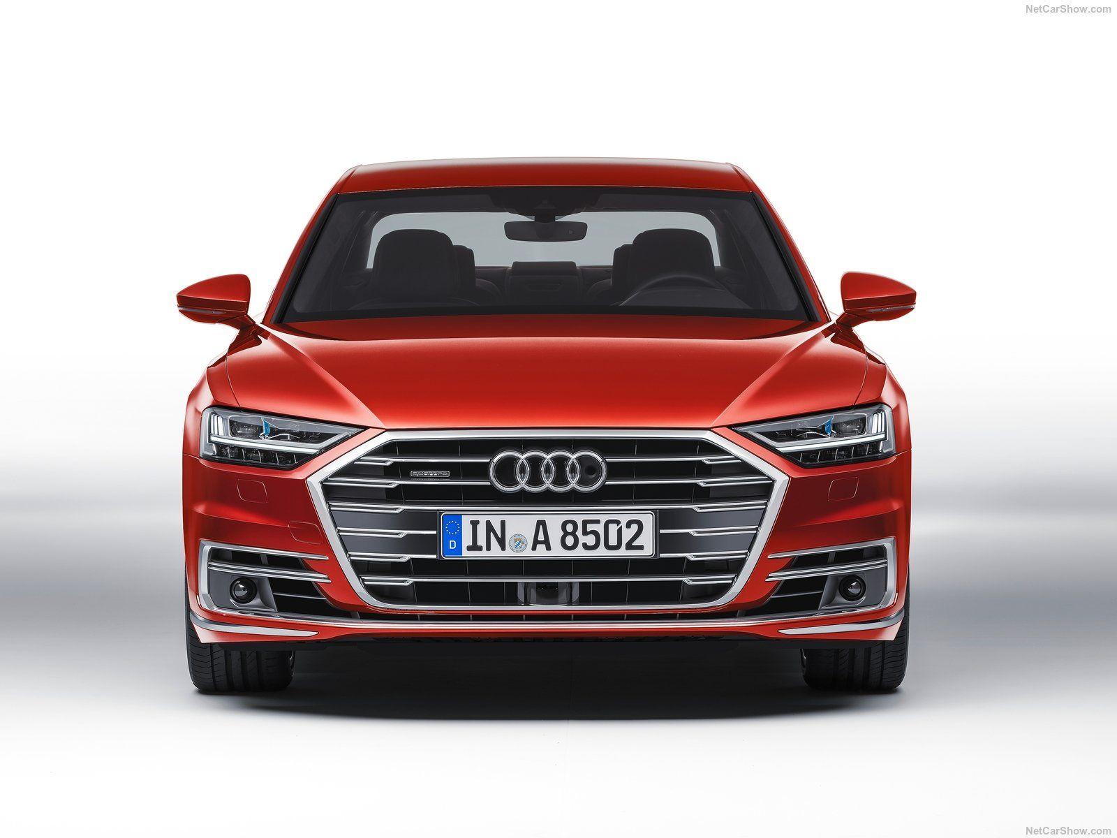 2018 Audi A8 Exterior Audi Pinterest