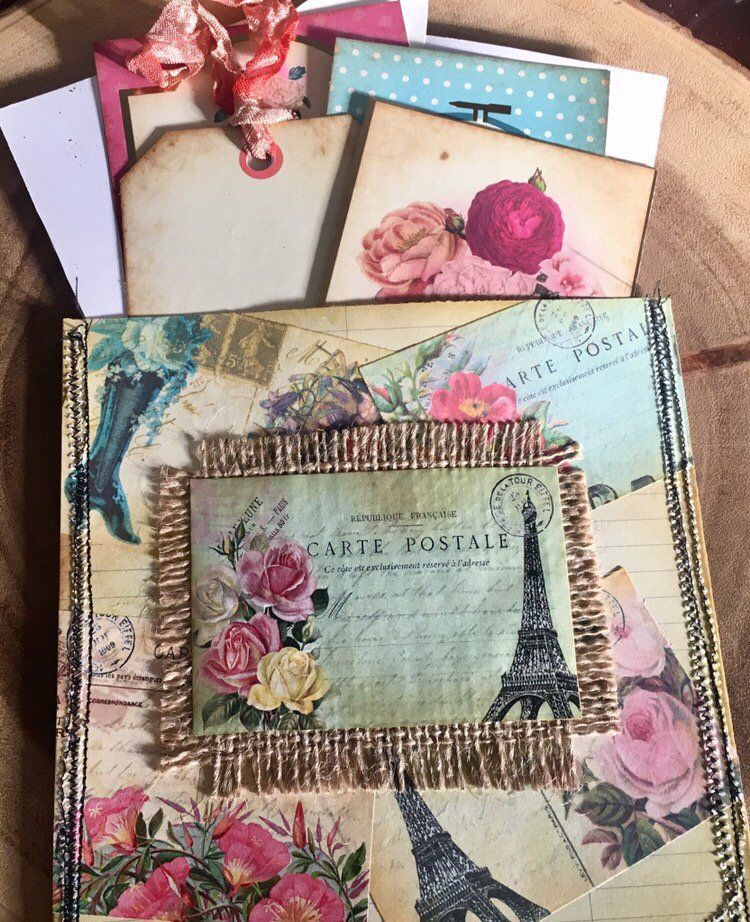 Vintage Ephemera ~ Gardening ~ Botanical ~Horticulture ~ Junk Journal ~ Scrap Book ~Pocket ~ Tuck Spot