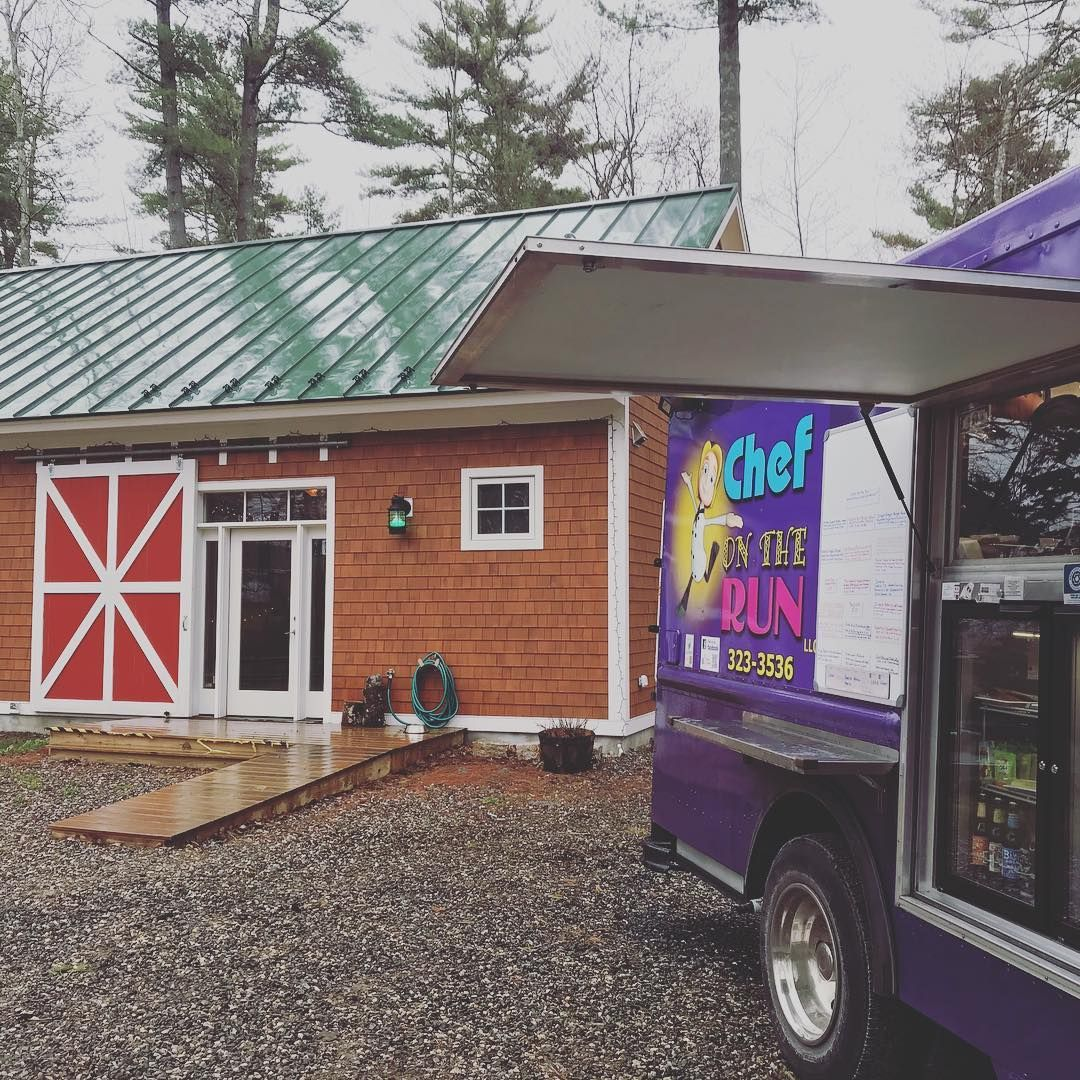 Midcoast maine food trucks and shacks with images