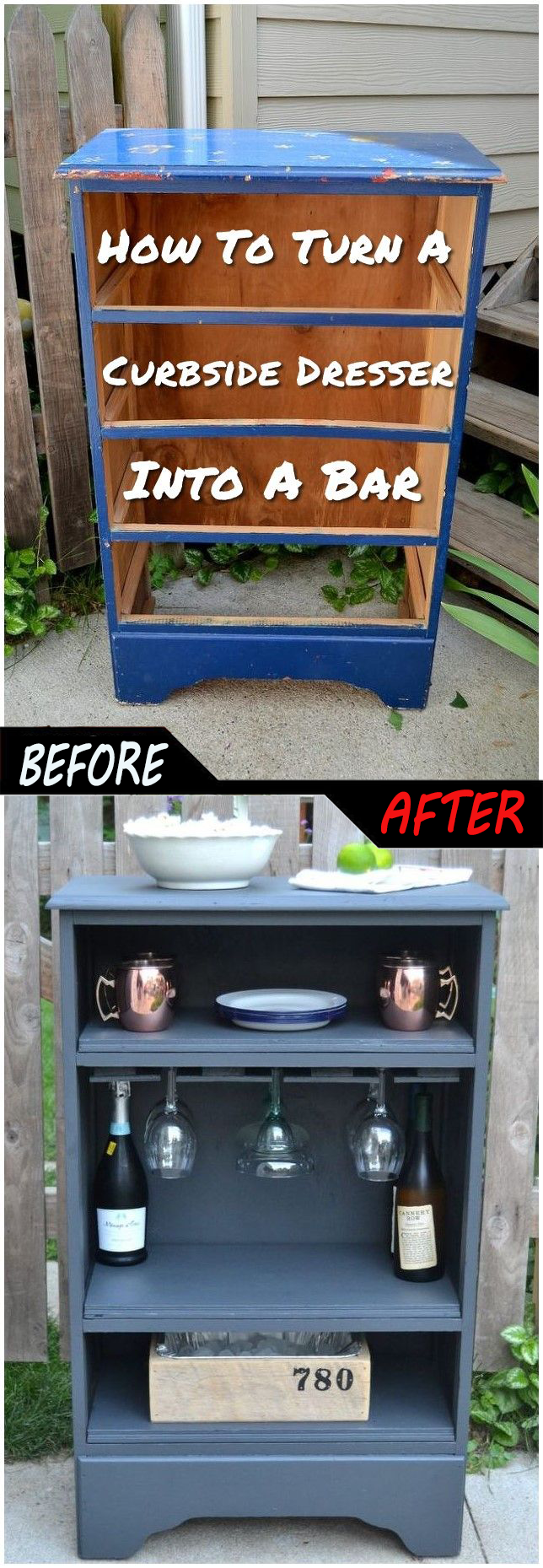 10 Excellent Furniture Makeover DIYs - Furniture makeover diy, Furniture makeover, Easy home decor, Diy furniture, Home decor tips, Decorating on a budget - 1  DIY Side table That little cabinet looks fantastic  Woah! That cabinet is all kinds of insane, but I love it hope you also like it  Found it HERE 1 DIY TV stand makeover Give your old TV stand…