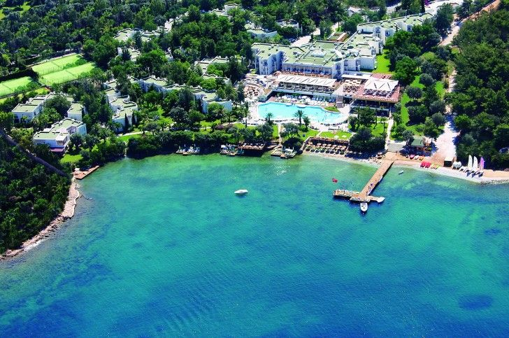 bodrum is a port city in the southwest region of turkey the city is steeped in history and was actually the location of one of the seven wo