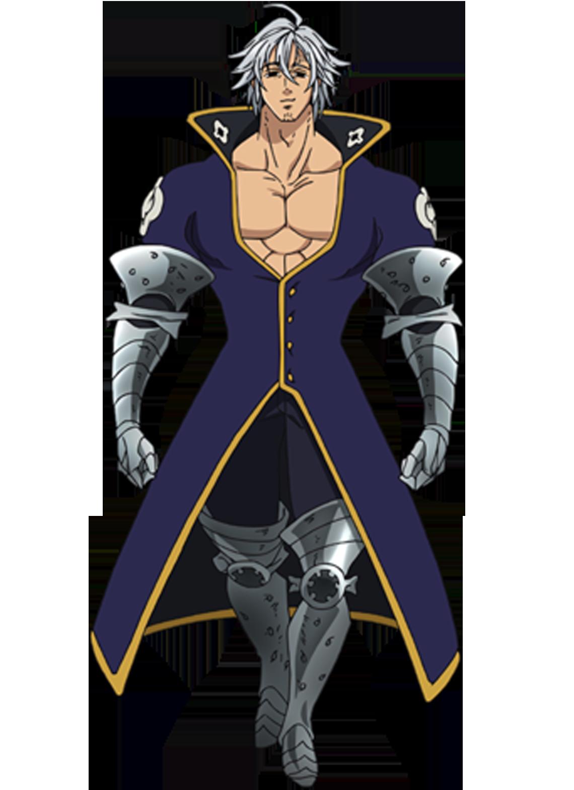Image result for estarossa Seven deadly sins anime, 7