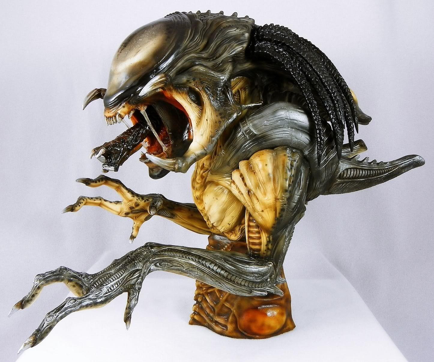Predalien | Predator alien, Alien vs predator, Alien vs