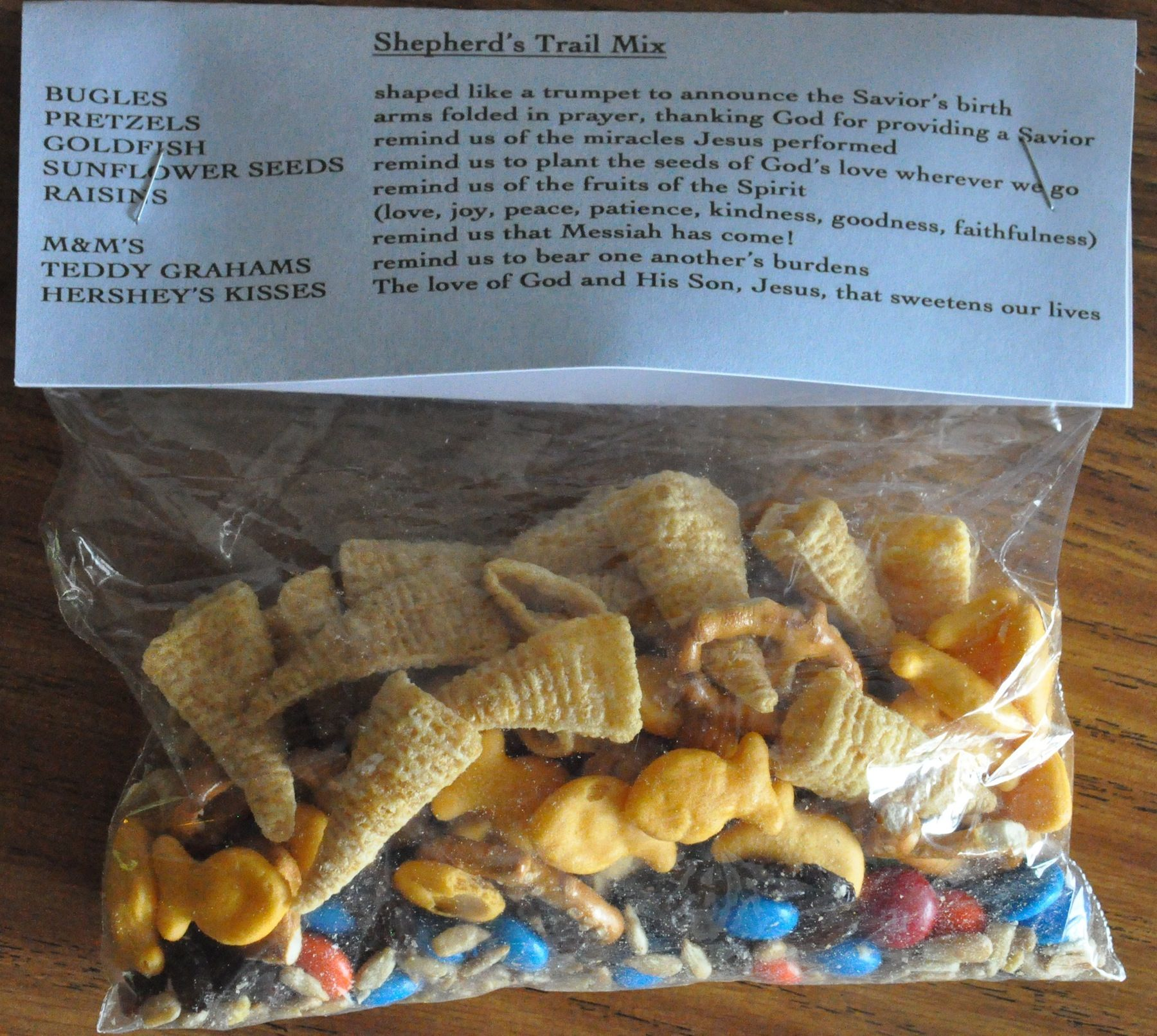 A simple snack to make that your Children s Ministry will love