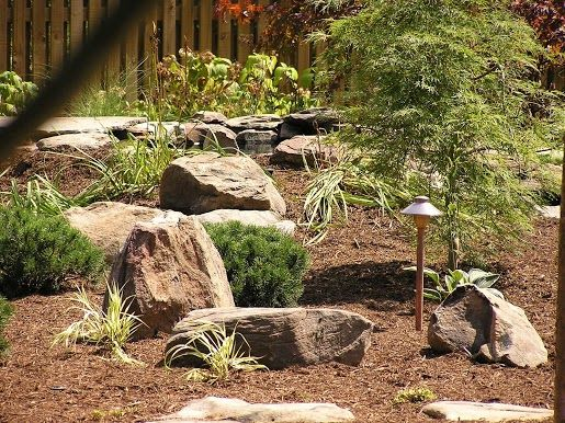 Decorative Rocks Is Yet Another Great Option To Put On Display In A  #backyard #