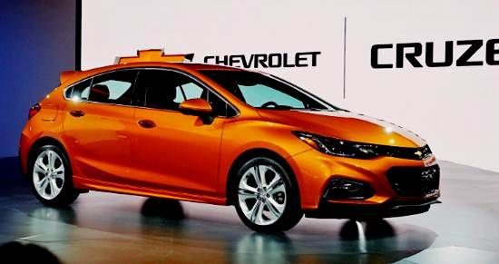 2017 Chevrolet Cruze Hatchback Canada News Auto Speed