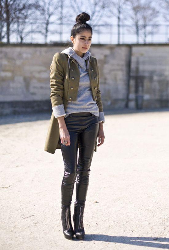 Black Boots Fashion