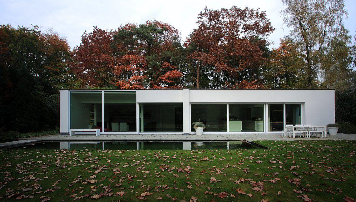 Sels exclusieve villabouw modern renovatieproject hoog