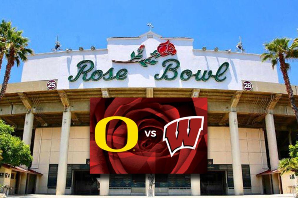 2020 ROSE BOWL PREVIEW Oregon Vs. Wisconsin in 2020