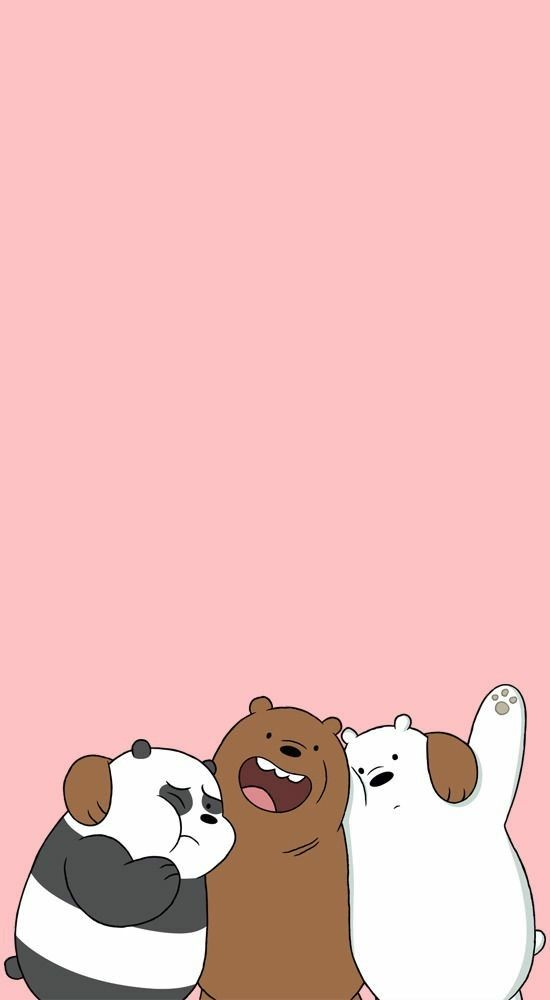 Image about pink in we bare bears by Seba🍓 on We Heart It