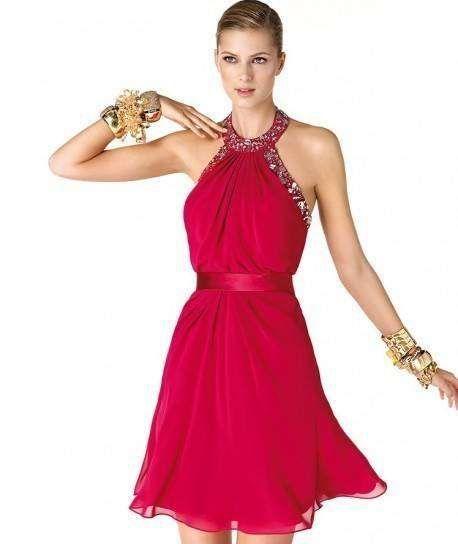Más de 100 Vestidos de fiesta cortos Invierno 2017 , Tendenzias.com