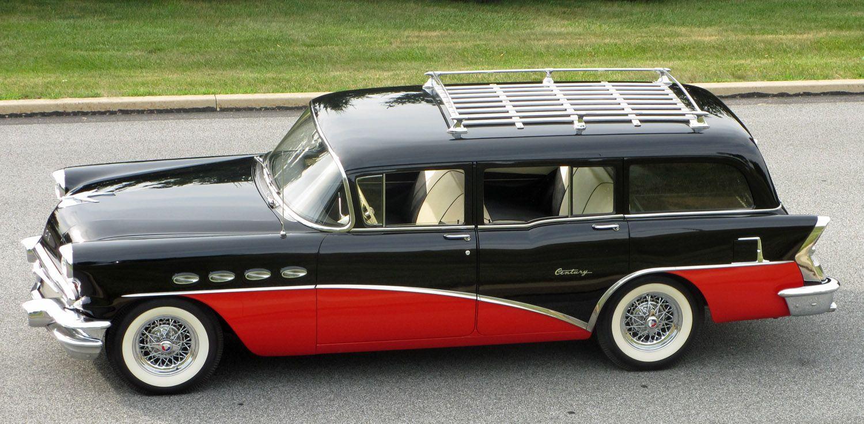 '56 Buick Century Wagon @Lisa Suntrup BUICK GMC 4200 N ...