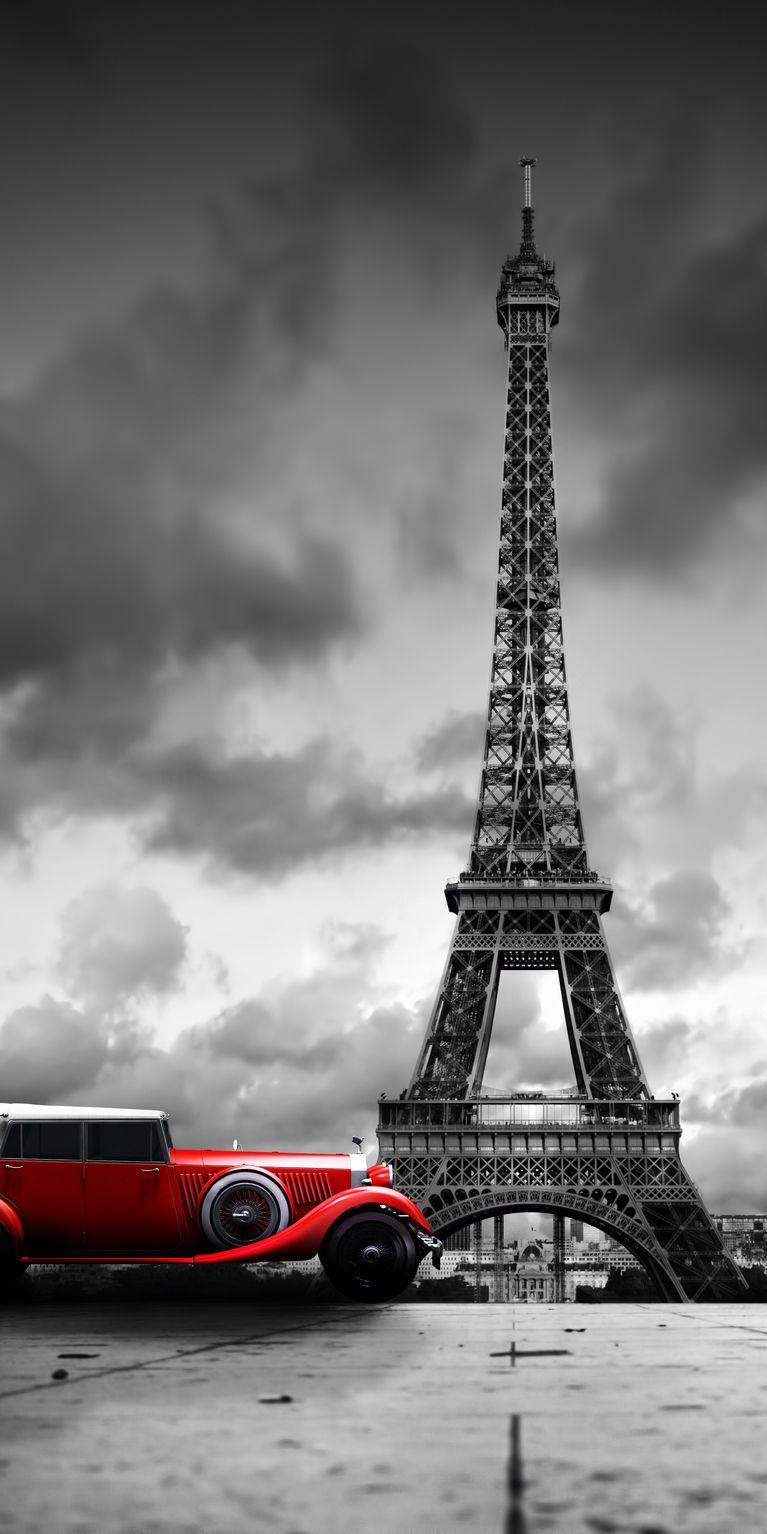 Paris France Paris Tour Eiffel Eiffel Tower Painting Paris Wallpaper