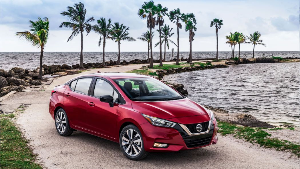 2020 Nissan Versa Has Been Adored Over The Internet For The New Look Of It Versa Is The Smallest Car That Nissan Offers Nissan Versa Wi Nissan Versa Nissan New Nissan
