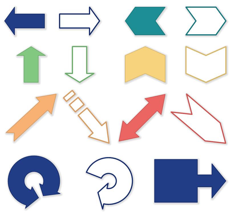 Arrows Gaming Logos Software Software Design