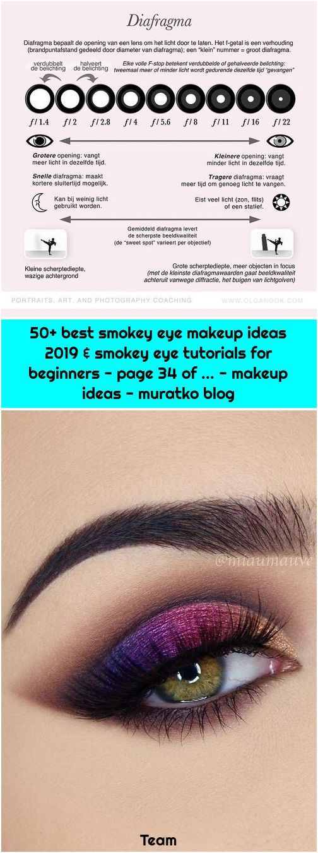 50+ best smokey eye makeup ideas 2019 & smokey eye