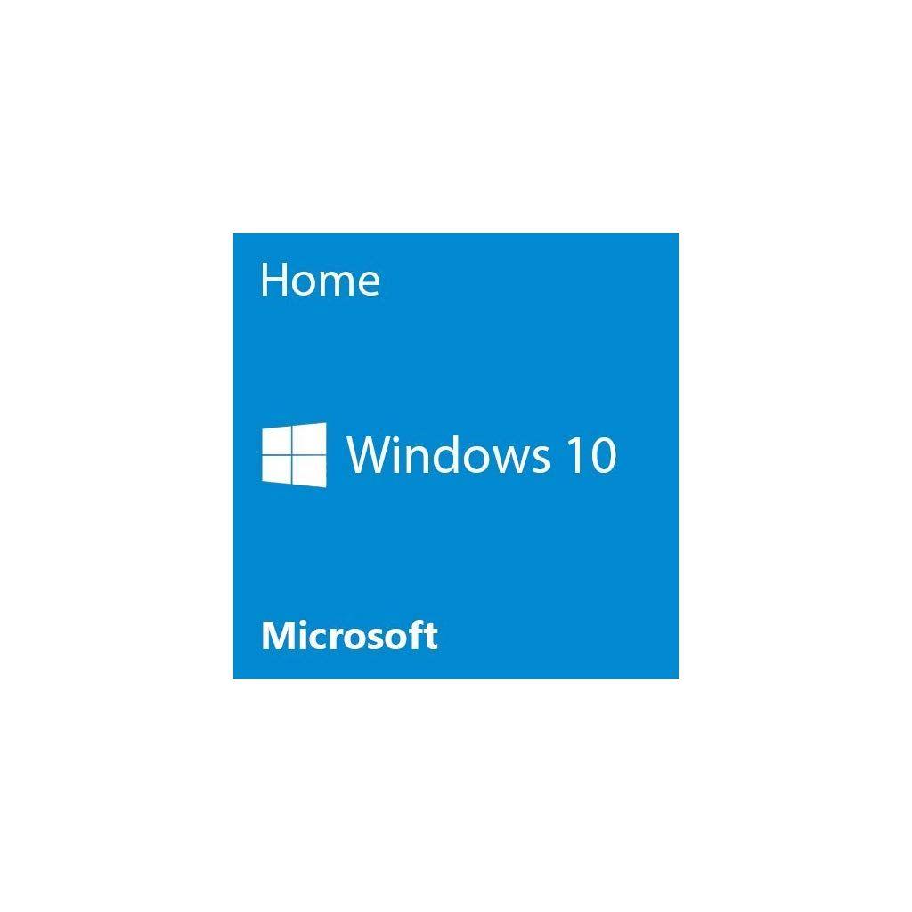 Microsoft Windows 10 Home 64 Bit System Builder Oem Pc Disc